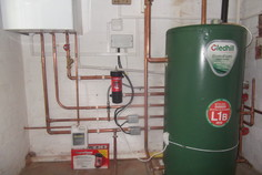 Dashwood and Bradshaw Plumbing and Heating - Testimonials